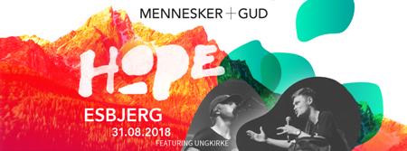 Hope – Stort UngdomsEvent i Esbjerg